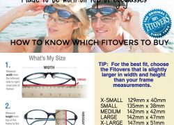 Fitovers Polarized Sunglasses